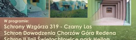 Autokarowe zwiedzanie Obszaru Warownego Śląsk